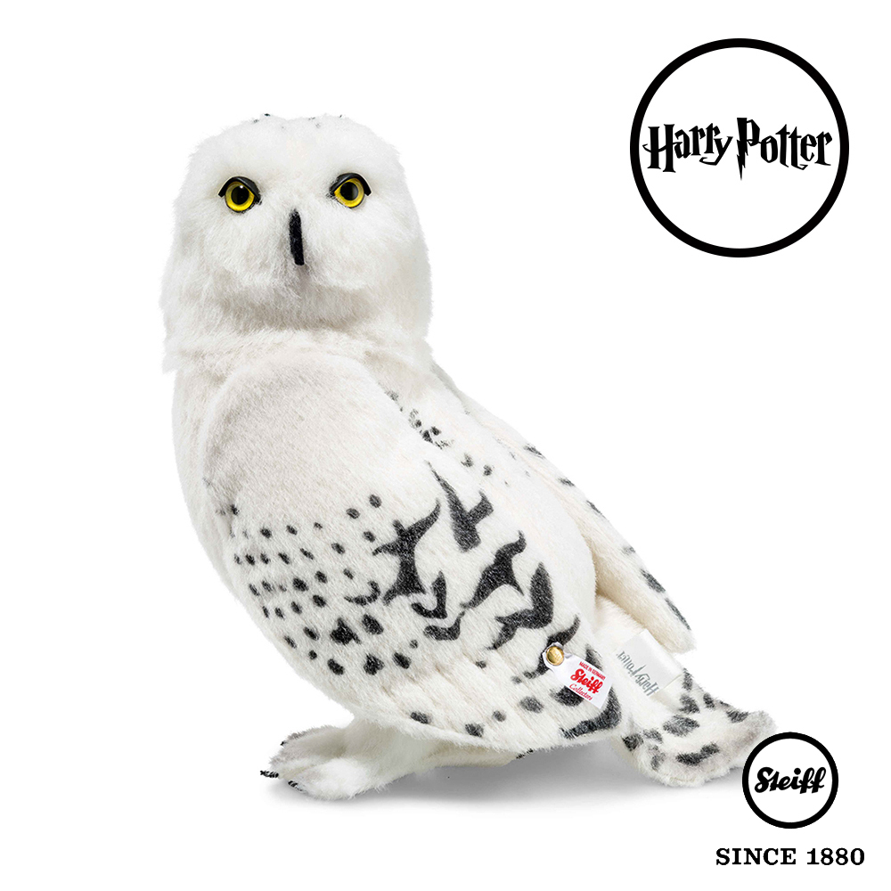 STEIFF德國金耳釦泰迪熊 - 哈利波特 Hedeig Owl(限量版)