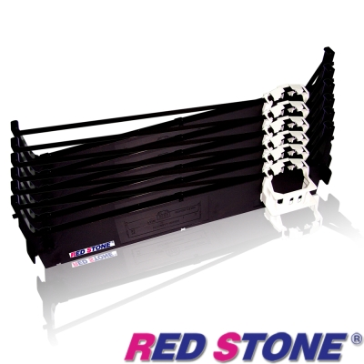 RED STONE for SYNKEY 5240-E黑色色帶組(1組6入)