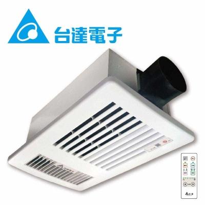 台達電子暖風機(遙控型) VHB37BCRT 220V