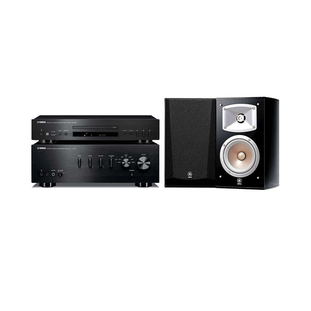 Yamaha 劇院組(AS300+CDS300+NS333)