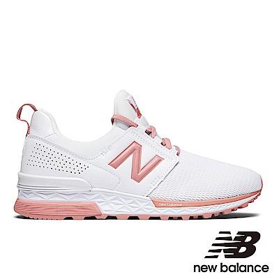 New Balance 574運動鞋-女WS574DSF白色