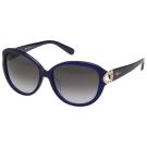 Salvatore Ferragamo- 時尚太陽眼鏡(寶藍色)