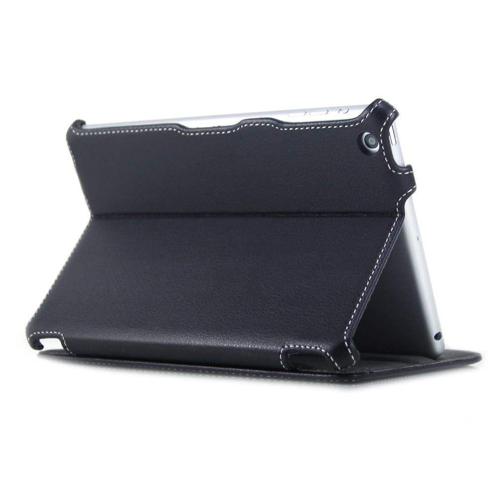 Jetart 捷藝 荔枝紋 iPad mini 免持多視角 硬殼防震 保護套