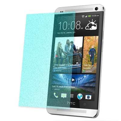 NEW HTC ONE M7 801E 一指無紋(霧面)螢幕保護貼 螢幕貼(一入...