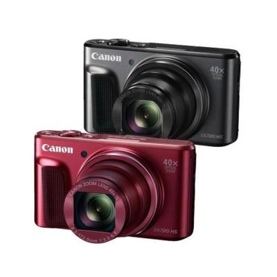 Canon SX720 HS 高倍變焦薄型類單眼相機 (平輸中文)