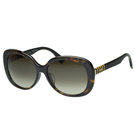FENDI 時尚太陽眼鏡 (琥珀色)FF0073FS