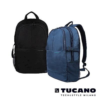 TUCANO GIPSY 15.6吋美式休閒多功能雙肩後背包