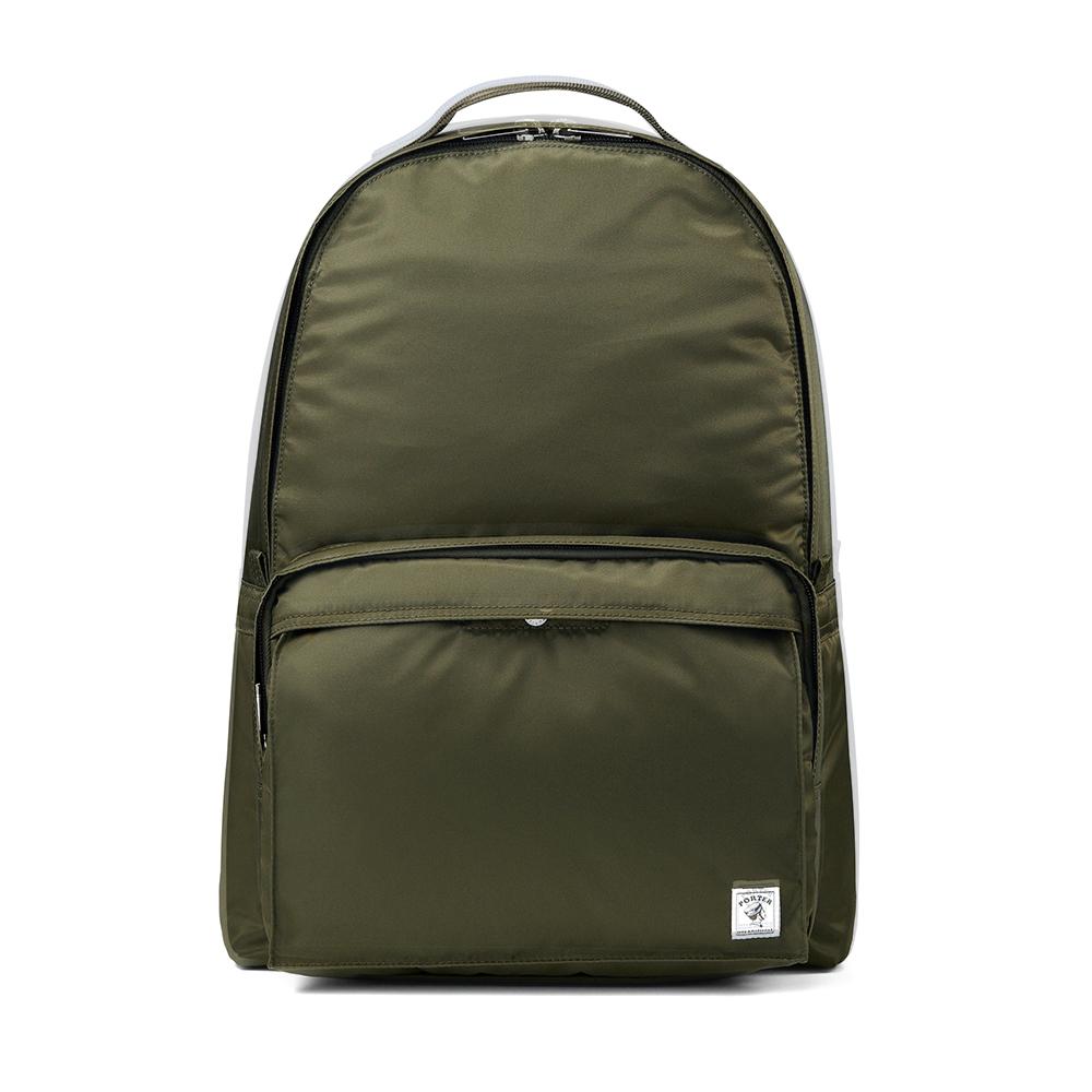 PORTER - 經典氣度MA-1+簡約時尚後背包(M) - 軍綠