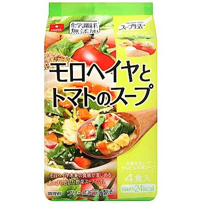 Asuzac Foods 黃麻菜番茄湯塊(26g)