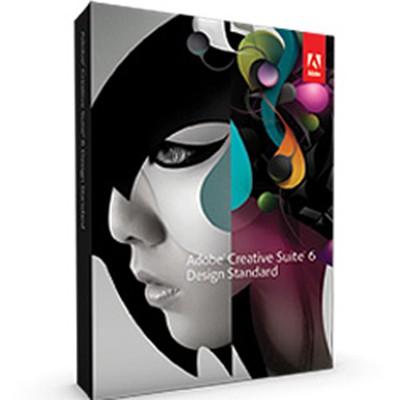 (W)Adobe CS6 Design Standard 中文盒裝版