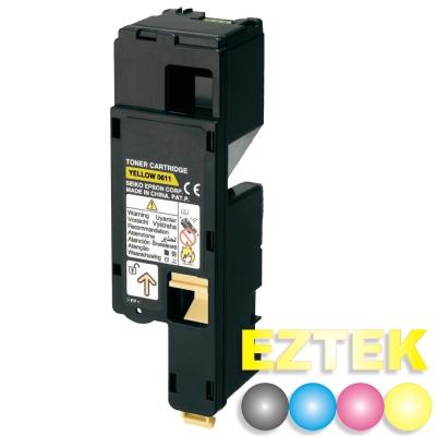 EZTEK Fuji-Xerox CT201594 黃色高容量環保碳粉匣