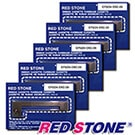 RED STONE for EPSON ERC09色帶組(1組5入)黑色