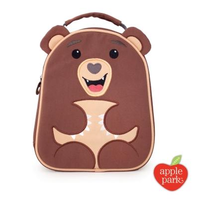 【美國 Apple Park】造型保溫餐袋 - 小熊