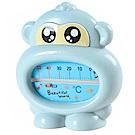 iSFun萌眼猴子 嬰兒沐浴輔助水溫度計