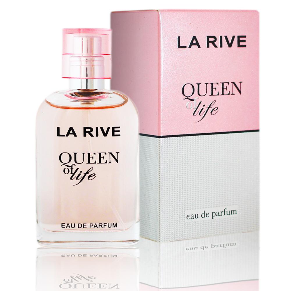 LA RIVE Queen of Life女王風格女性淡香精30ml