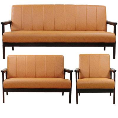 YKSHOUSE 奈良木作1P+2P+3P沙發椅