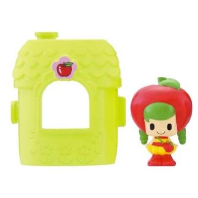 任選滿額499出貨-可愛達-小蘋果與迷你小屋
