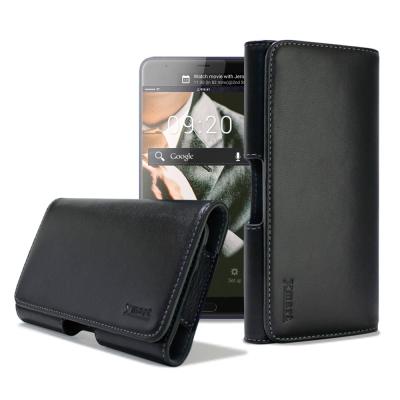 XM HTC U Ultra/G6/ZenFone AR/A59 型男羊皮橫式腰...