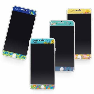 Disney iphone 6 plus / 6s plus彩繪保護貼-俏皮系列