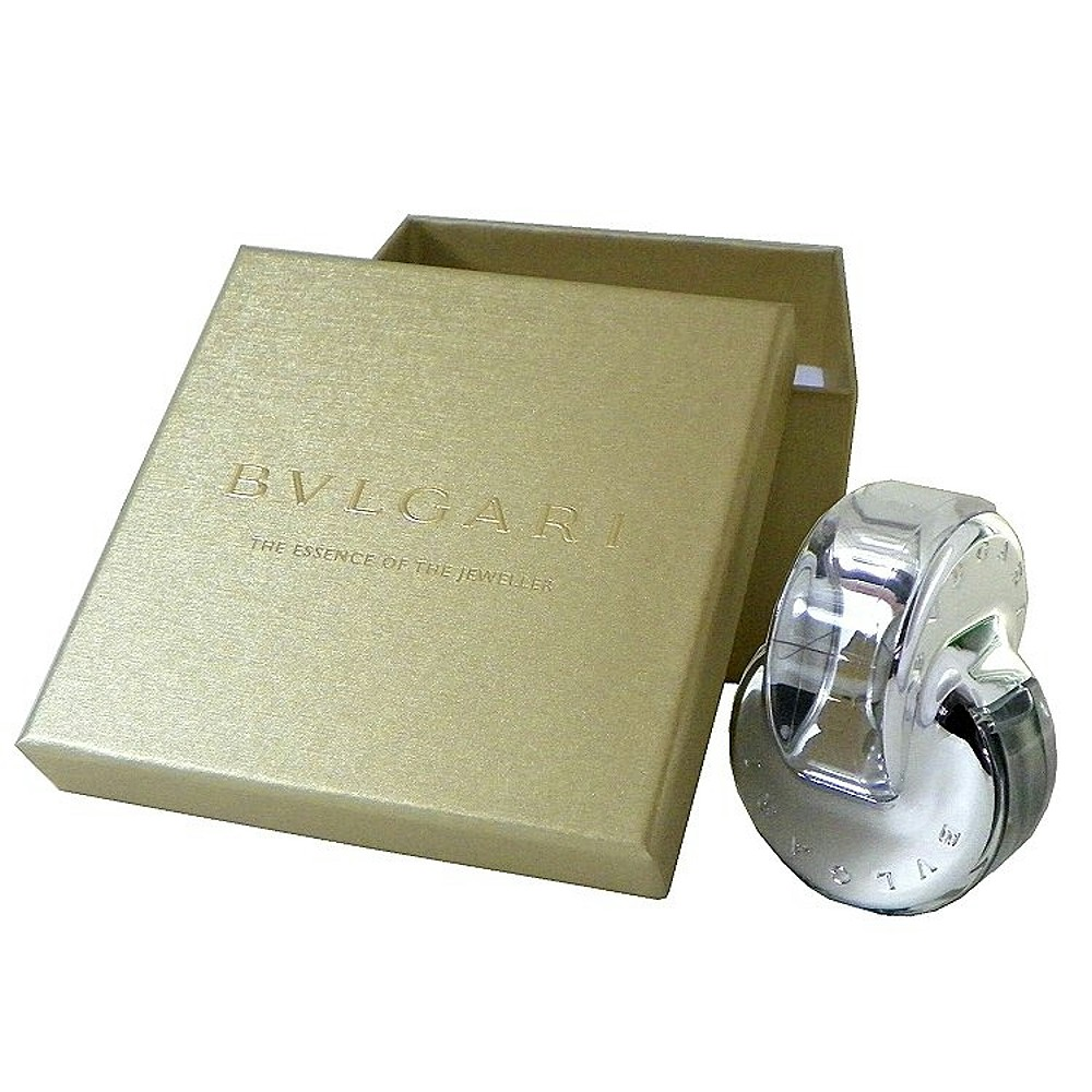 BVLGARI寶格麗Omnia Crystalline晶澈淡香水15ml珠寶盒