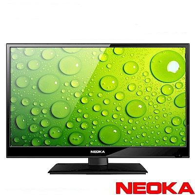 NEOKA新禾24吋Full HD LED液晶顯示器+視訊盒(24NS65)