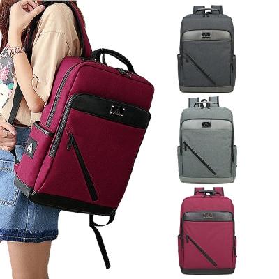 MYERS 15.6吋 OPPS質感五金 大容量雙拉鍊 平板筆電後背包