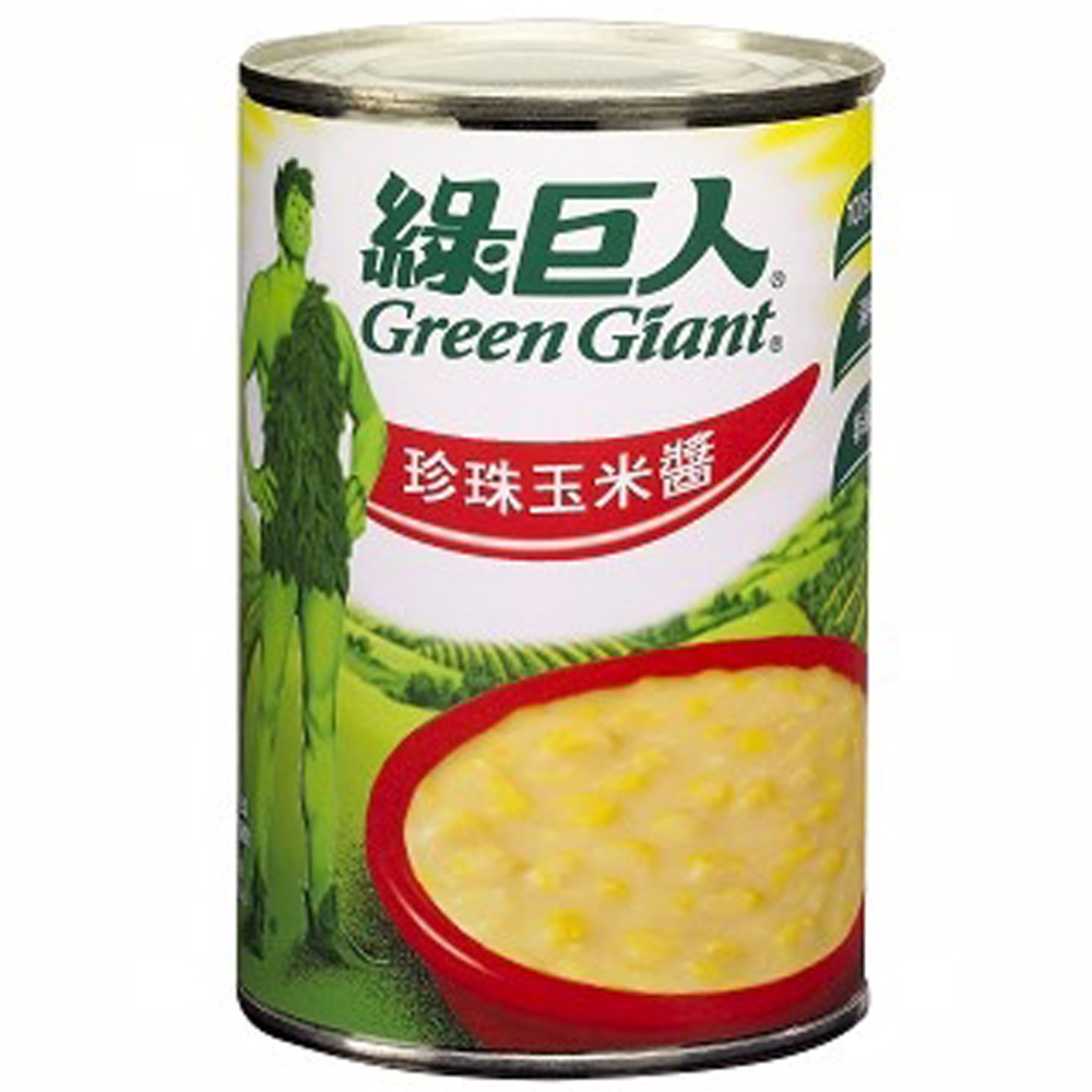 綠巨人 珍珠玉米醬(418g)
