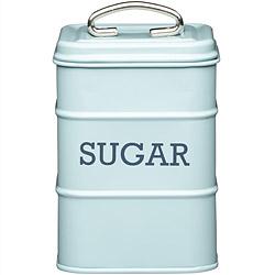 KitchenCraft 復古糖收納罐(藍)