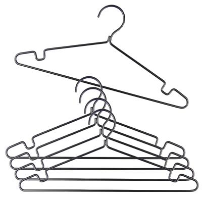 WISDOM 耐用型單軌可吊裙衣架 (6入)