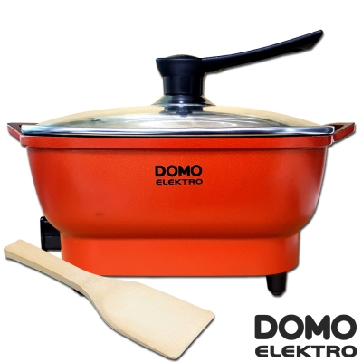比利時DOMO-歐風4.0L多功能料理電火鍋(DM5003CT)