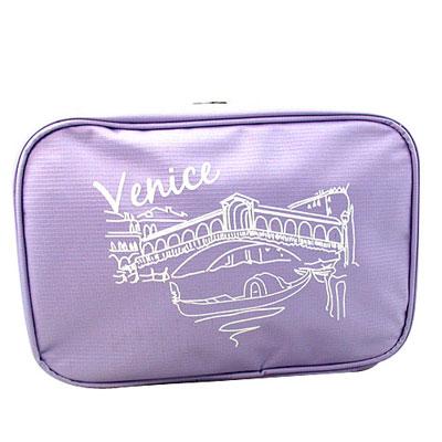 iSFun 旅行專用 多袋收納盥洗包 三色