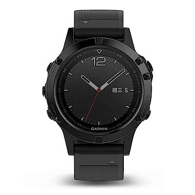[無卡分期- 12 期]GARMIN fenix  5  進階複合式戶外GPS腕錶