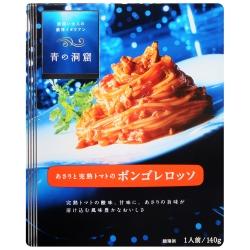 日清製粉 青之洞窟番茄蛤蜊風味義大利麵醬(140g)