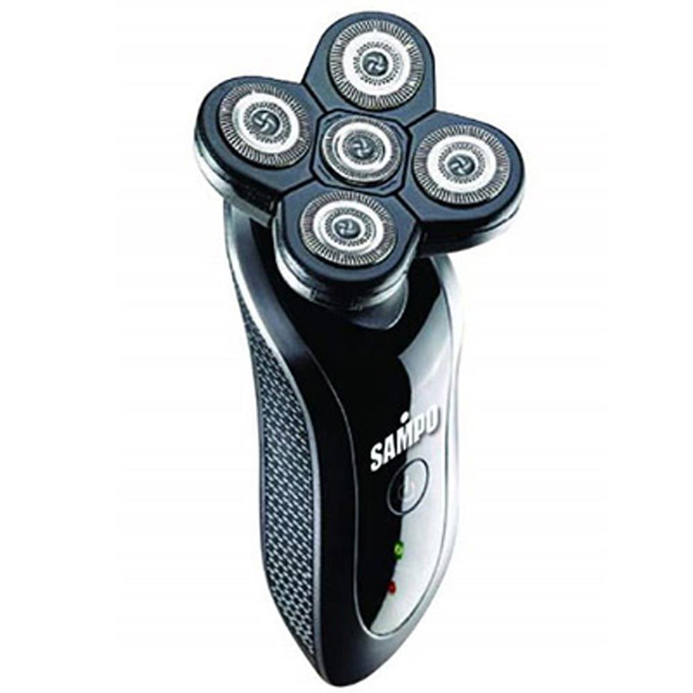 聲寶五刀頭水洗式電動刮鬍刀 EA-Z907WL