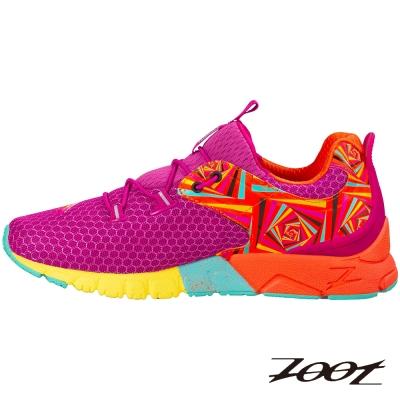 ZOOT 頂級極致型瑪凱跑鞋(女) Z 160102301 (時尚桃暖黃)