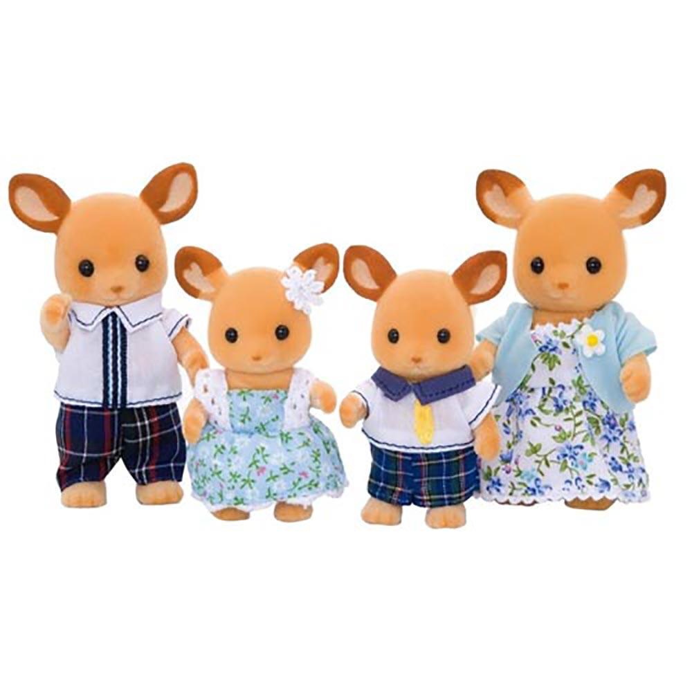 EPOCH 森林家族-小鹿家庭組