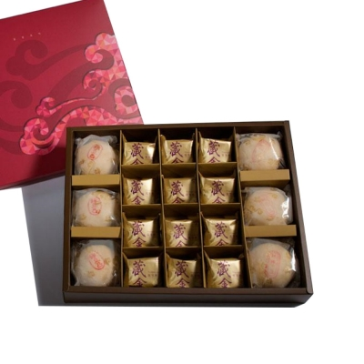 漢坊糕餅 金饌-綜合禮盒x3盒(18入/盒)