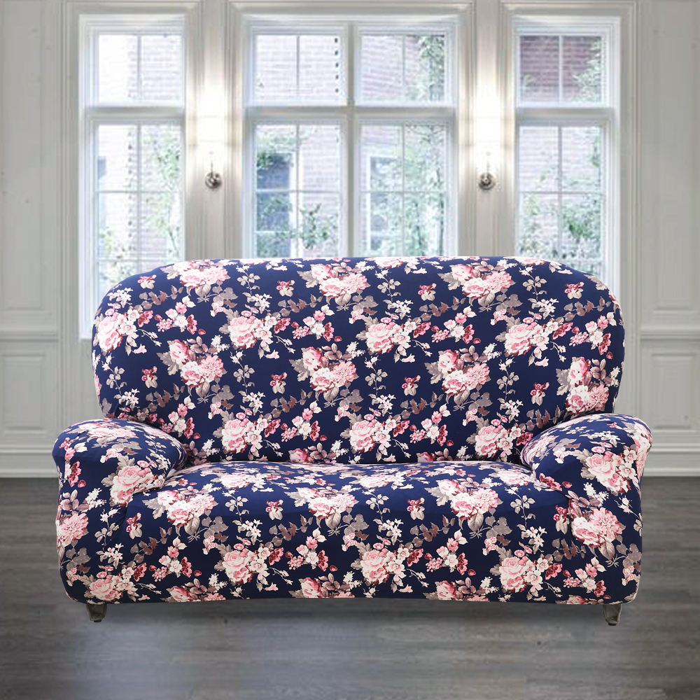 歐卓拉 流金歲月彈性沙發套3人座