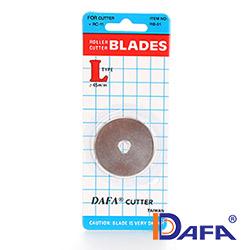 DAFA 專業旋轉式裁切圓割刀片1入組(45mm)