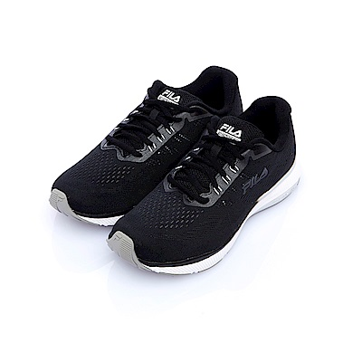 FILA 男款LAUNCH ER 18慢跑鞋-黑 1-J036S-001