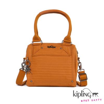 Kipling-手提包-土耳其黃素色