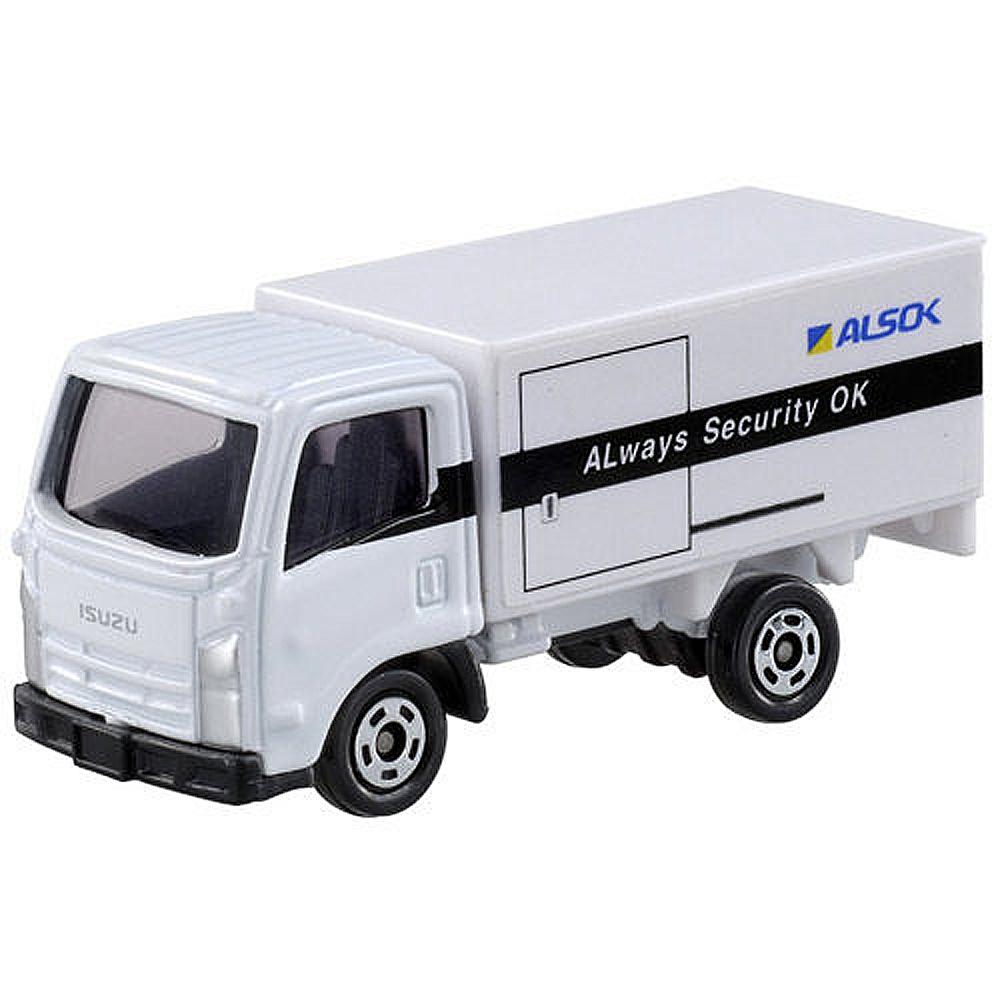 任選TOMICA No.34 ALSOK 現金輸送車 TM034A多美小汽車