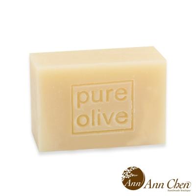 陳怡安手工皂-單方手工皂 純淨橄欖110g
