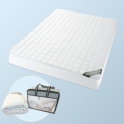 TENDAYS 備長炭床包型保潔墊 標準雙人5尺 @ Y!購物