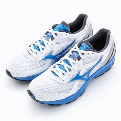 MIZUNO-女慢跑鞋K1GA150426-白藍