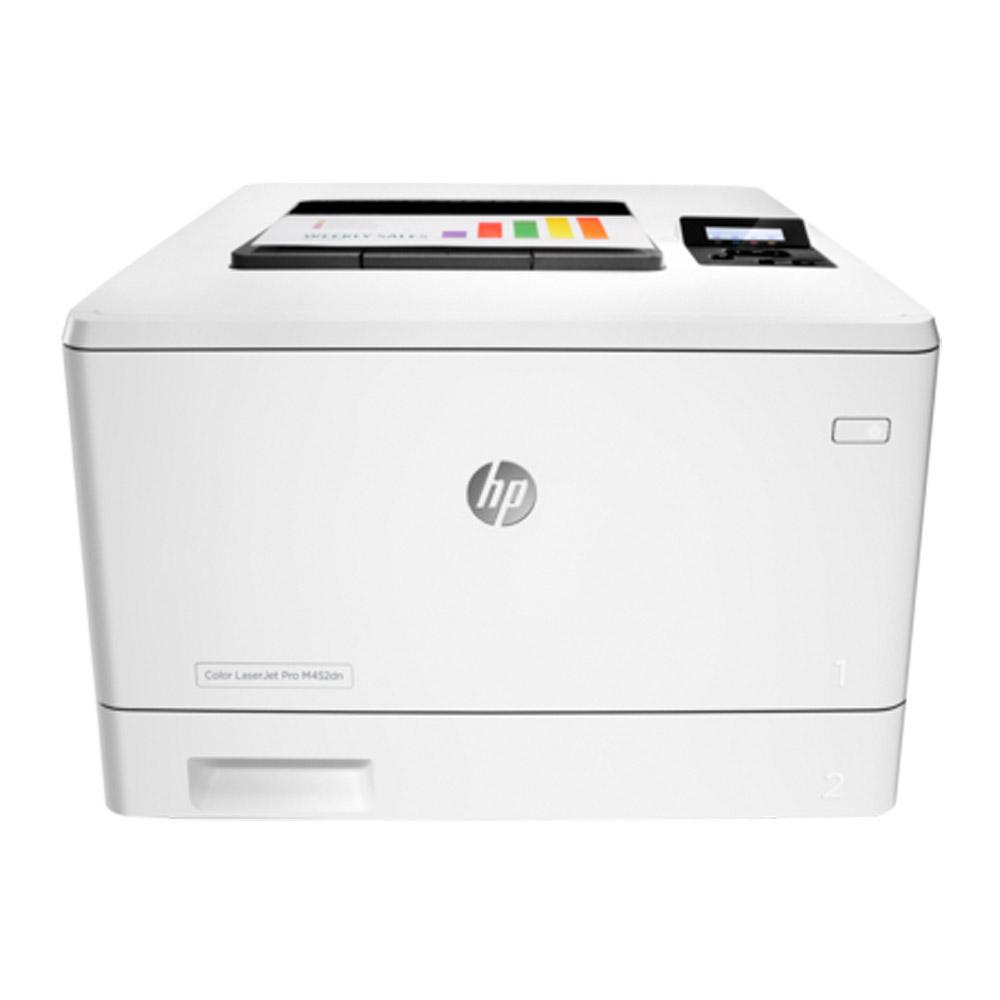 HP Color LaserJet Pro M452dn 彩色雷射印表機(特價品)