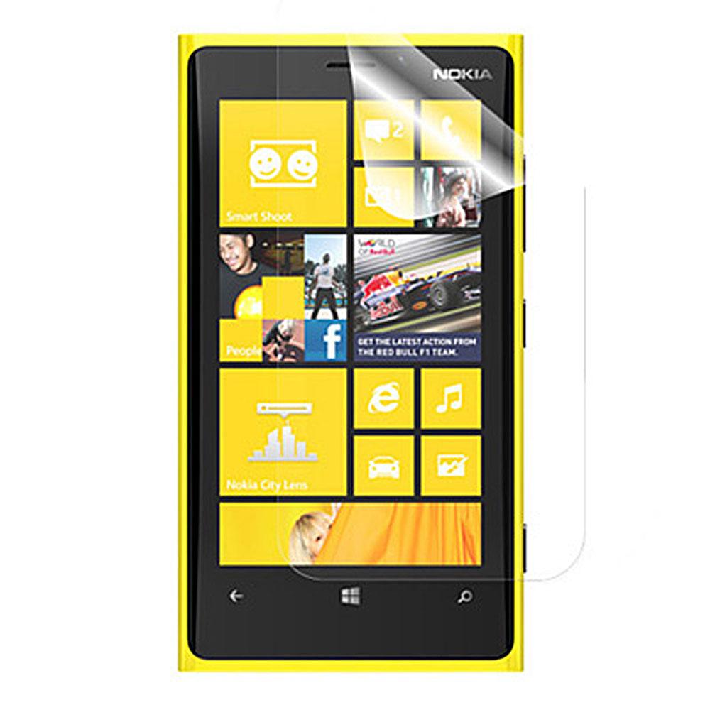 Bravo-u Nokia Lumia 920 HC晶透日本進口螢幕保護貼