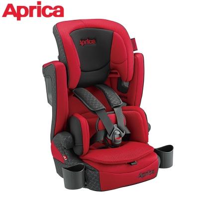 Aprica Air Groove Plus 成長型輔助汽車安全座椅-紅色旋風RD