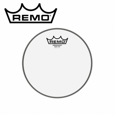 REMO SA-0108-00 8吋 單層小鼓專用底皮