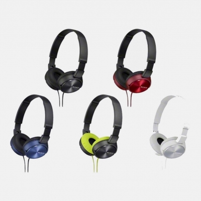 SONY 無麥耳罩式耳機MDR-ZX310